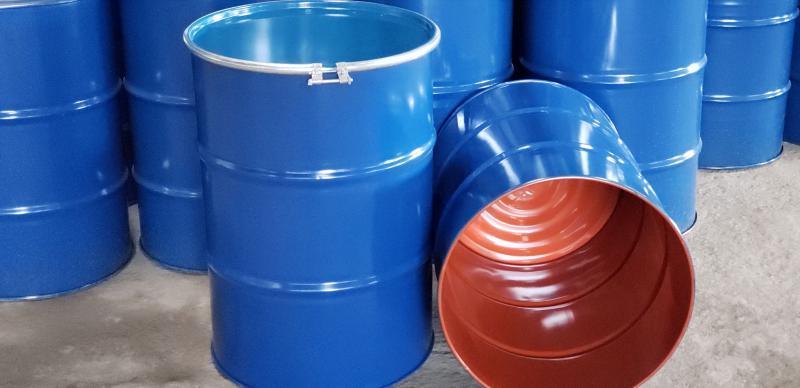 Tambor para produtos quimicos