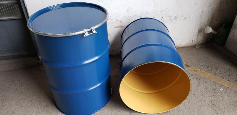 Tambor com tampa 200 litros