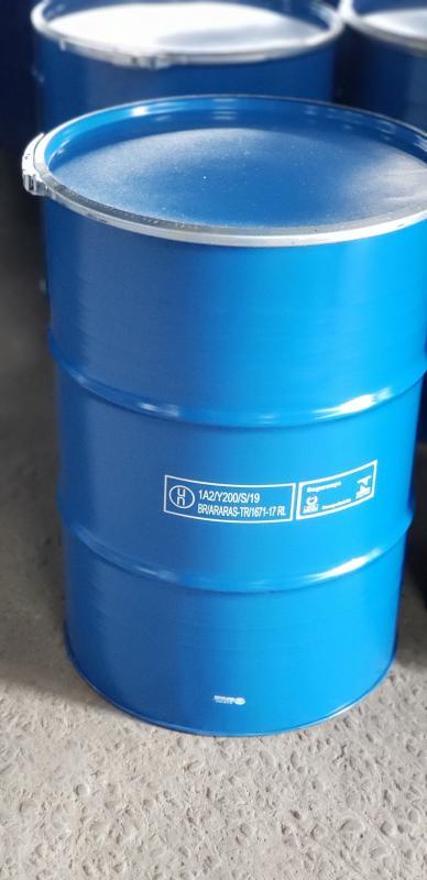 Tambores para residuos perigosos