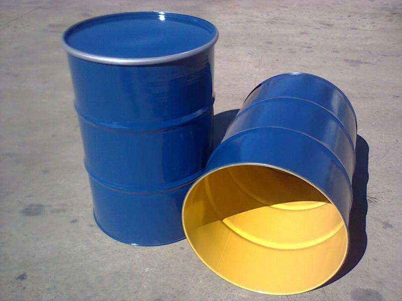 Venda tambores metalicos usados