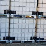 Bombonas plasticas usadas 1000 litros